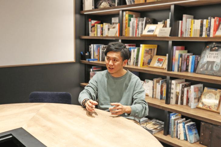 田中 昭博(たなか あきひろ)氏 Securitize Japan株式会社 リードエンジニア インタビュー画像