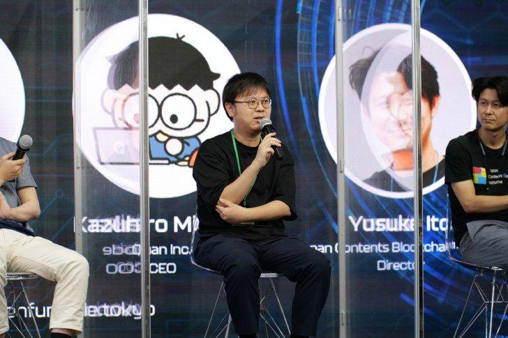 最先端コンテンツを牽引するトップランナーが語る日本の大手IP企業のNFTへの取り組みの画像3