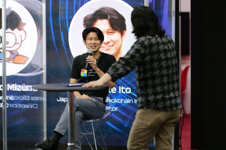 最先端コンテンツを牽引するトップランナーが語る日本の大手IP企業のNFTへの取り組みの画像5